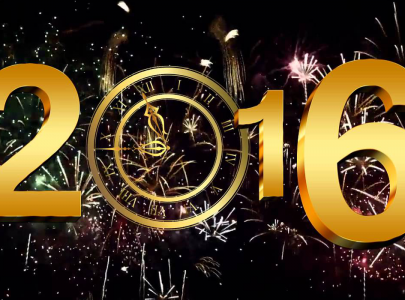 2016 is here…